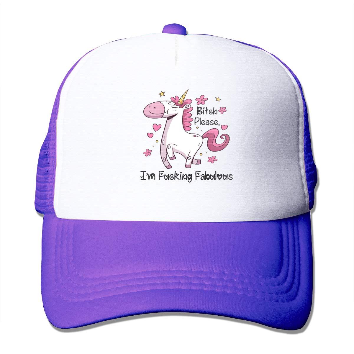 Zhiwei Station Horse Unisex 3D Printed Trucker Hat