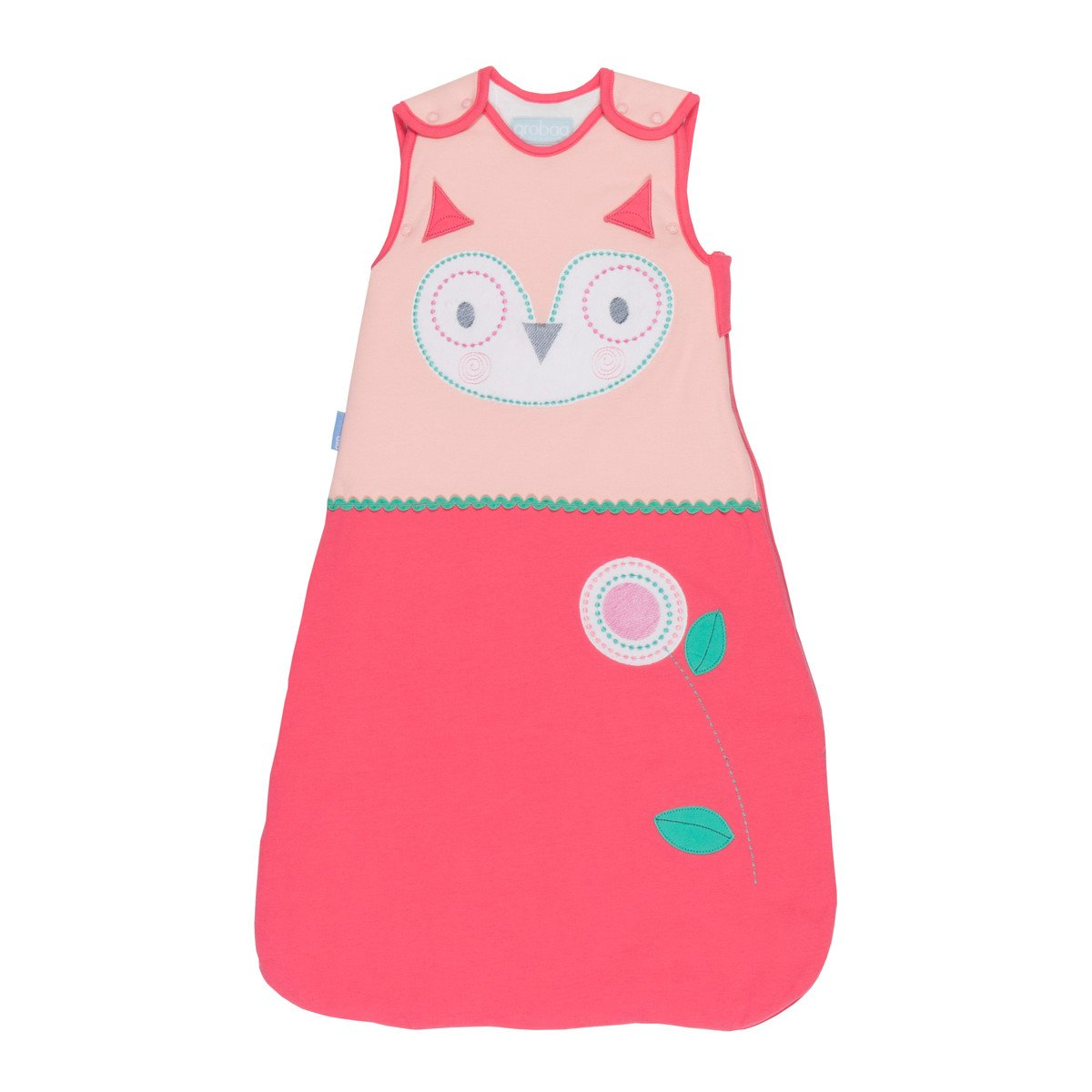 Grobag What a Hoot saco 0 – 6 meses, 1 tog GRPRB AAA4213