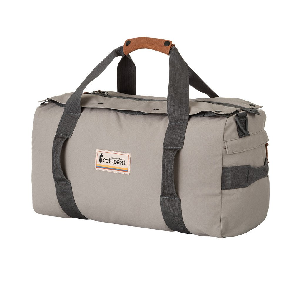 Cotopaxi Chumpi 50L Durable Duffle Bag Backpack - For Weekend, Adventure, and Climbing