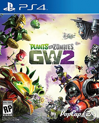 Plants vs. Zombies Garden Warfare 2 - PlayStation 4 Xbox Playstation 2