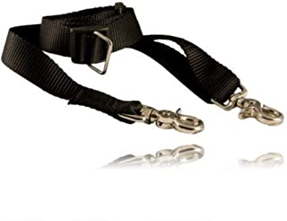 product image for Boston Leather Fireman's Radio Strap -