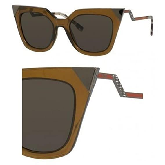 61544b11f7329 Image Unavailable. Image not available for. Colour  Fendi Women s 0060 ...
