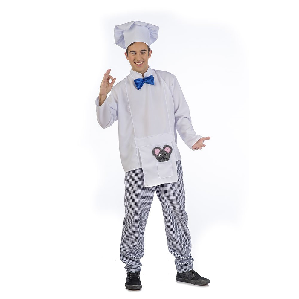 Limit Sport- Disfraz Cocinero Chef, L (MA439): Amazon.es: Juguetes ...