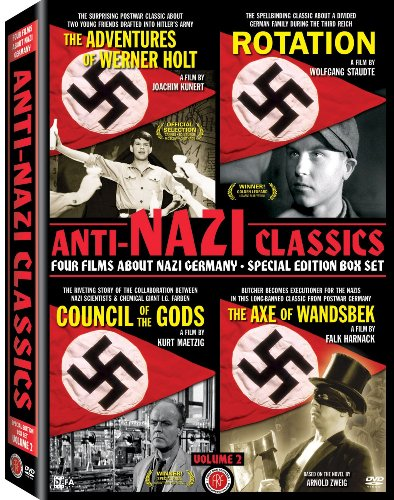 Anti-Nazi Classics, Vol. 2 by First Run Features