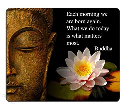 Amazoncom Each Morning We Are Born Again What We Do Today Is