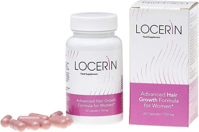 LOCERIN Premium, contra la pérdida de cabello en las ...