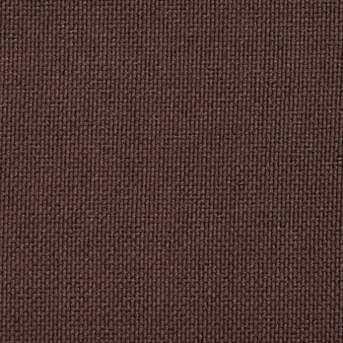 J605 Brown Solid Tweed Commercial Automotive And Church Pew Upholstery Grade Fabric By The Yard (Fabric Church Pew)