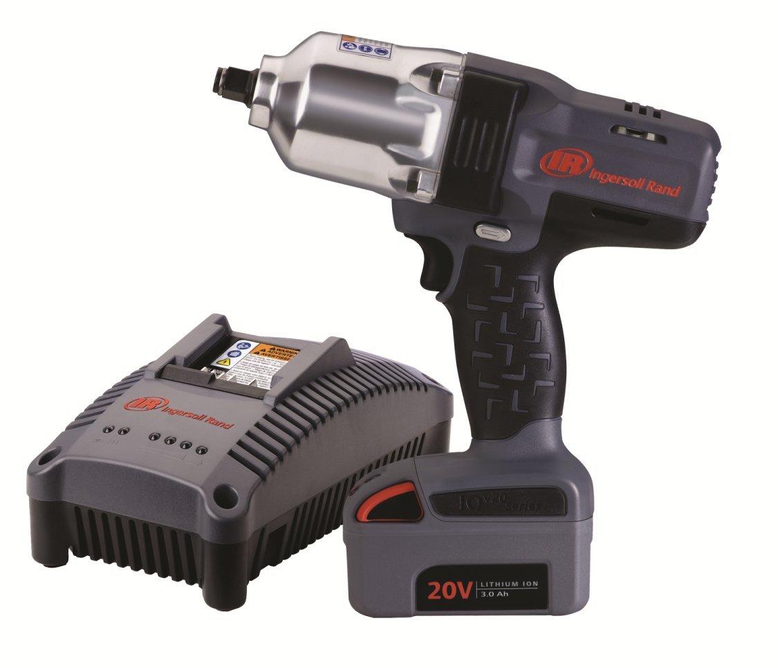 "Ingersoll Rand W7150-K1 ½"" Hi-Torque Impact One Battery Kit - Power Impact  Wrenches - Amazon.com"