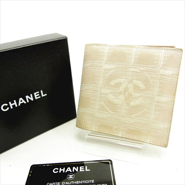 [シャネル] CHANEL 二つ折り財布 レディース A14342 中古 Y5063 B0772LF8ZY