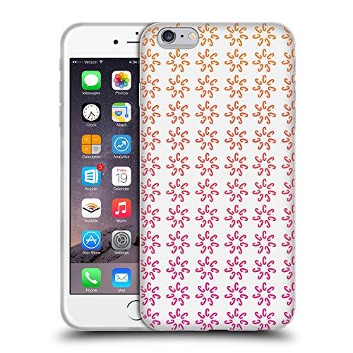 Official Cosmopolitan Pattern 1 Logo Soft Gel Case for Apple iPhone 6 Plus / 6s Plus