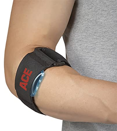 522adcc176 ACE Elbow Strap, Adjustable, America's Most Trusted Brand of Braces and  Supports, Money
