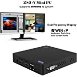 KODLIX Z83-V MINI PC Desktop x5-Z8350 Intel Atom 2GB/32GB 1000M/LAN Dual-band WiFi Bluetooth 4.0, Dual Frequency Display