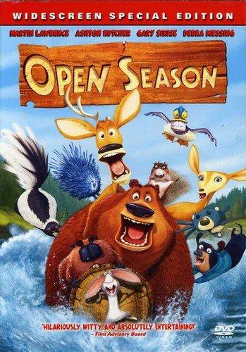 Amazon.com: Open Season (Widescreen Special Edition): Jill Culton, Roger  Allers, Michelle Murdocca, Sony Pictures Animation Inc.: Movies & TV