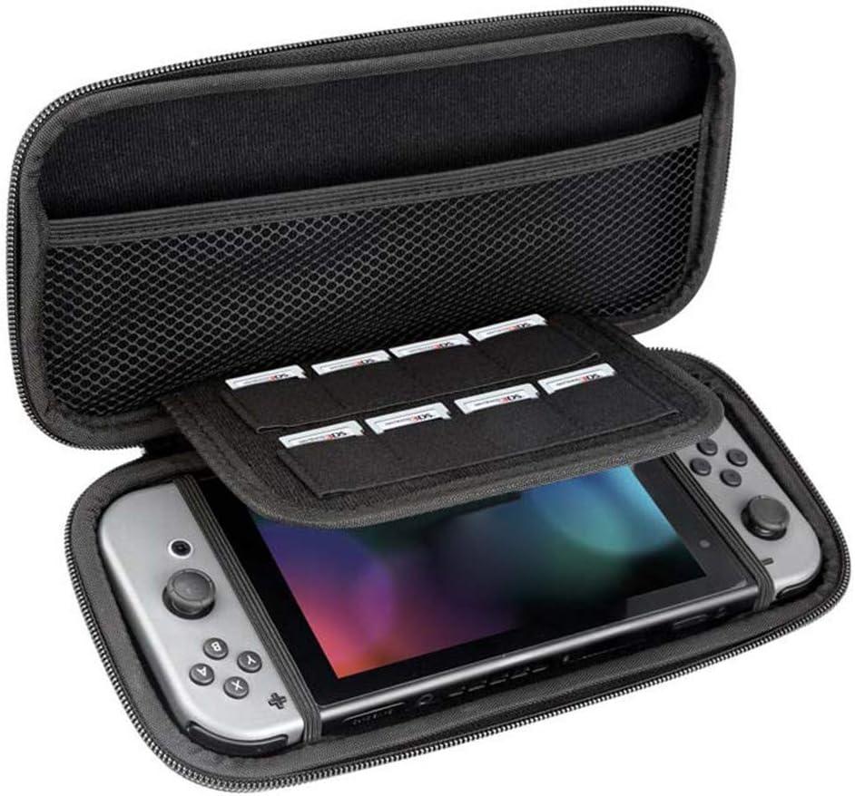 para Nintendo Switch-Zubehör Hard Case Bag + Shell Cover + ...