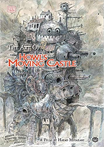 PDF Gratis The Art Of Howl's Moving Castle