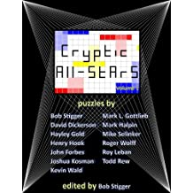 By Roger Wolff Cryptic All-Stars (1st First Edition) [Ring-bound]