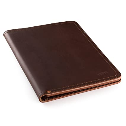 Amazon saddleback leather medium notepad holder the best saddleback leather medium notepad holder the best leather padfolio for legal pads tablets and colourmoves
