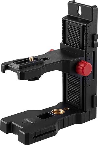 Firecore Laser Level Magnetic Bracket L-shape Adjustable 1 4 and 5 8 Mount Adapter Line Laser Positioning Base FM60