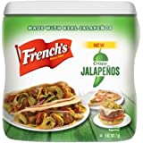 French's Crispy Fried Jalapenos, 5 Ounce