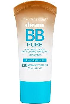 Maybelline New York Makeup Dream Pure BB Cream