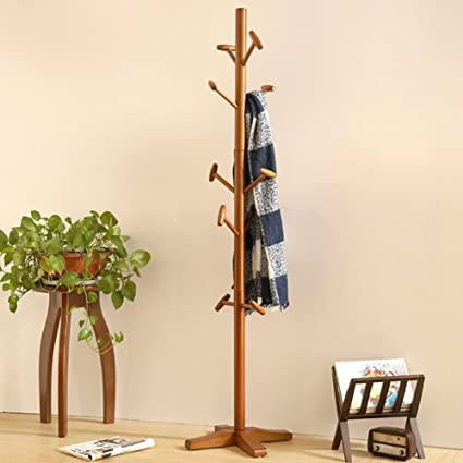 Amazon.com: Coat Racks Floor Standing Hat and Coat Rack ...