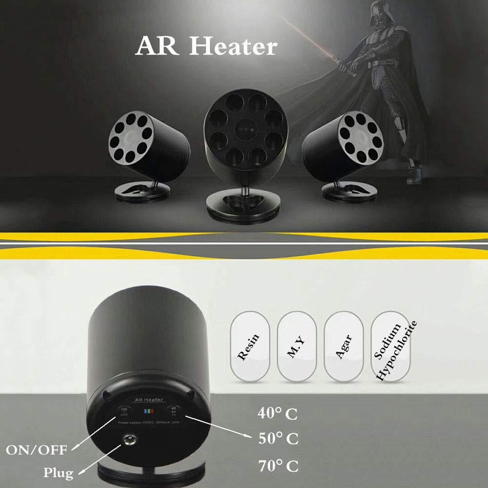 NSKI Lab Portable Composite Resin Heater AR Heat Warmer Heating Indicator Light by NSKI (Image #5)