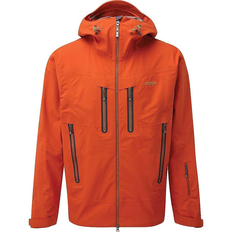 シャーパ アウター ジャケットブルゾン Sherpa Men's Ang Tharkay Jacket Geelo / An [並行輸入品] B079P37YBF Medium