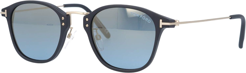 トムフォードのミラーレンズのサングラスの画像