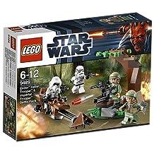 Lego Star Wars 9489: Endor Rebel Trooper And Imperial Trooper (japan import)