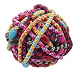 L. Erickson Narrow Grab & Go Pony Ball, Stripe, Set of Thirty - Exceptionally Secure with Gentle Hold