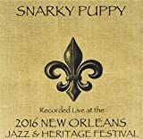 Snarky Puppy Live at JazzFest 2016