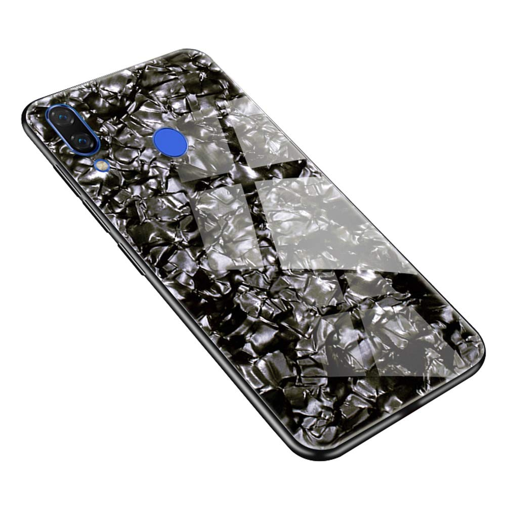 Amazon.com: Huawei Nova 3 Case, HENGHUA Soft TPU Glass Back ...