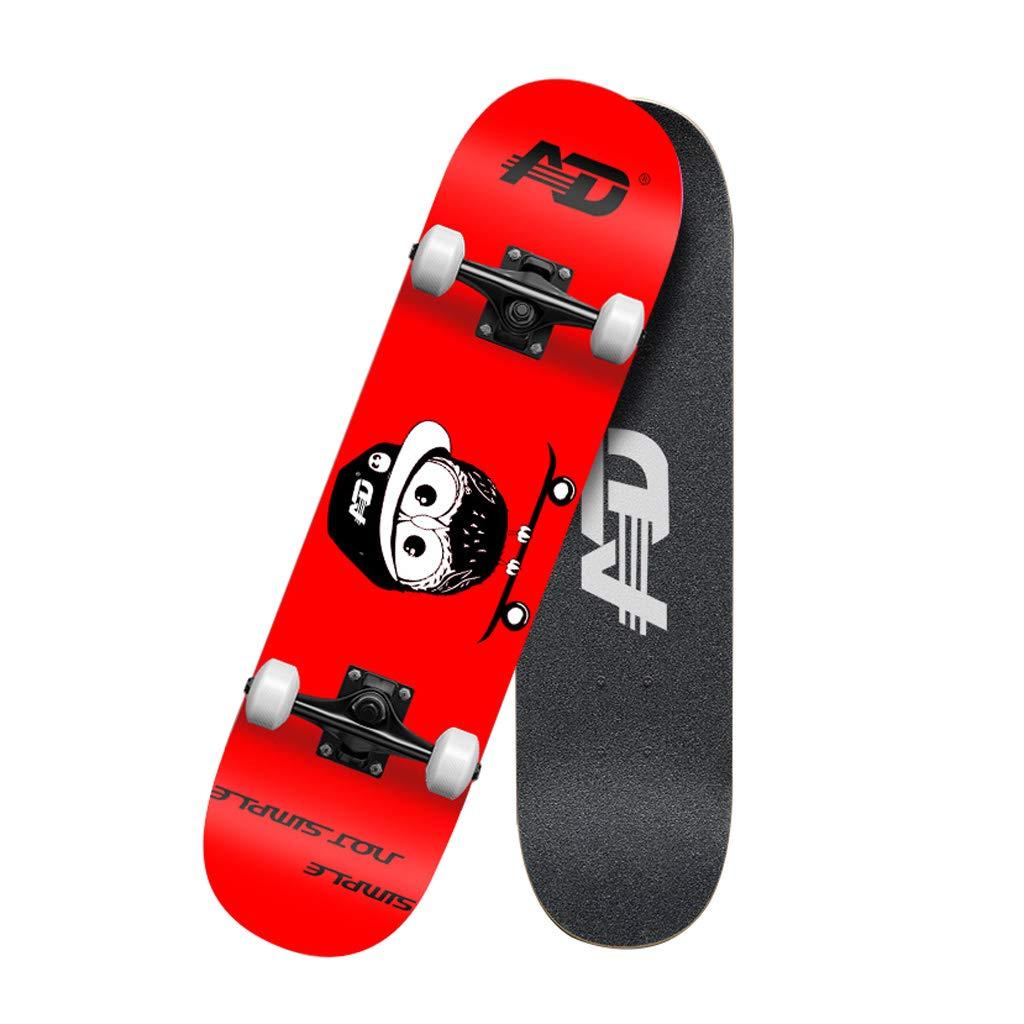 宅配便配送 スケートボード四輪ダブルロッカー大人子供と青年初心者プロフェッショナルメープルロングボード ( ) Color : Color B : ) B07LF3VYGK, ヒガシナダク:b3c0f782 --- a0267596.xsph.ru