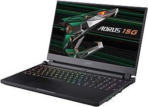 CUK AORUS 15G Gamer Notebook (Intel Core i7, 16GB RAM, 512GB NVMe SSD, NVIDIA GeForce RTX 3060 6GB, 15.6