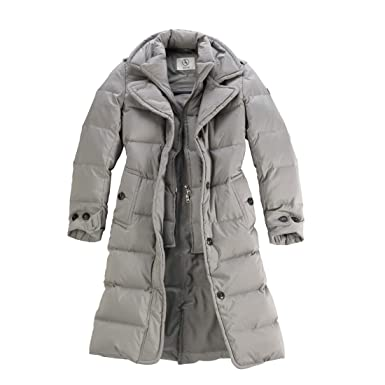 fb1736e20d5 Aigle Willing Down Filled Coat - Cloud - 44/16: Amazon.co.uk: Clothing