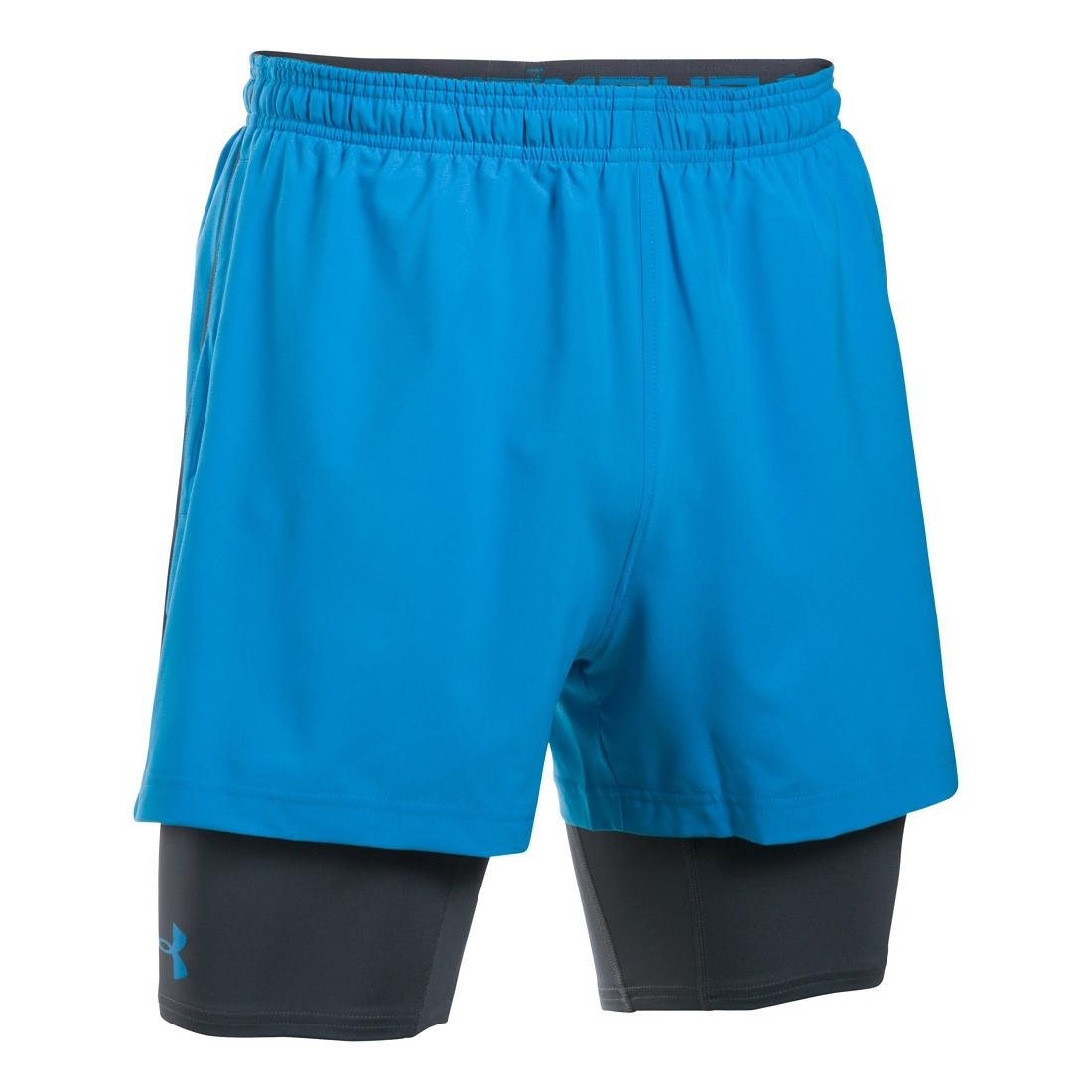 Under Armour Mens Mirage 2-in-1 Training Shorts