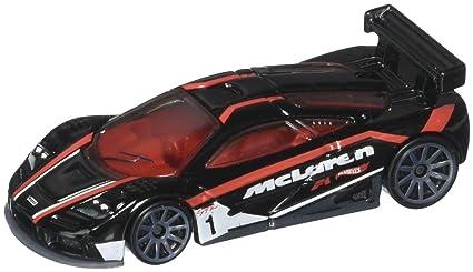 Hot Wheels 2017 Then And Now McLaren F1 GTR 315/365, Black