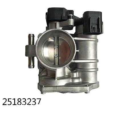 Amazon.com: Bernard Bertha Throttle Body Assy 25183237 96417720 For Chevrolet Aveo: Automotive