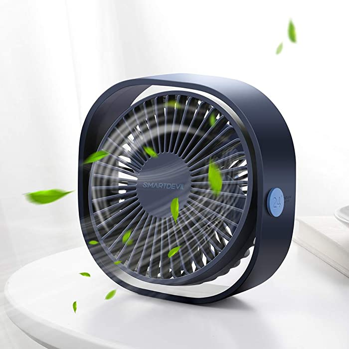 Top 9 Desktop Fan Usb Quiet