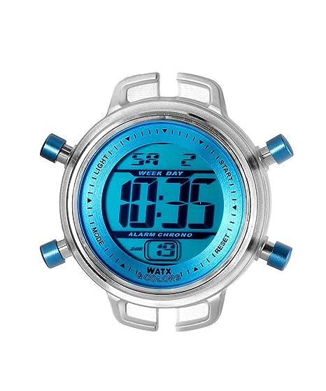 Reloj Watx Xs 38m/m Rwa1502 Mujer Azul