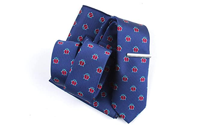 Huyizhi Conjunto de lazos de fiesta Conjunto de corbata impresa ...