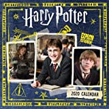 Harry Potter 2020 Calendar - Official Square Wall Format Calendar