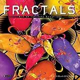 Fractals Art of Infinte Creations 2014 Wall Calendar