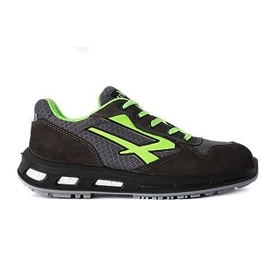 U-puissance Lion Rouge Aventure S1p Src: Chaussures De Sécurité De Travail Pour Hommes / Femmes - Taille (39) la sortie dernière VpytK4sVci