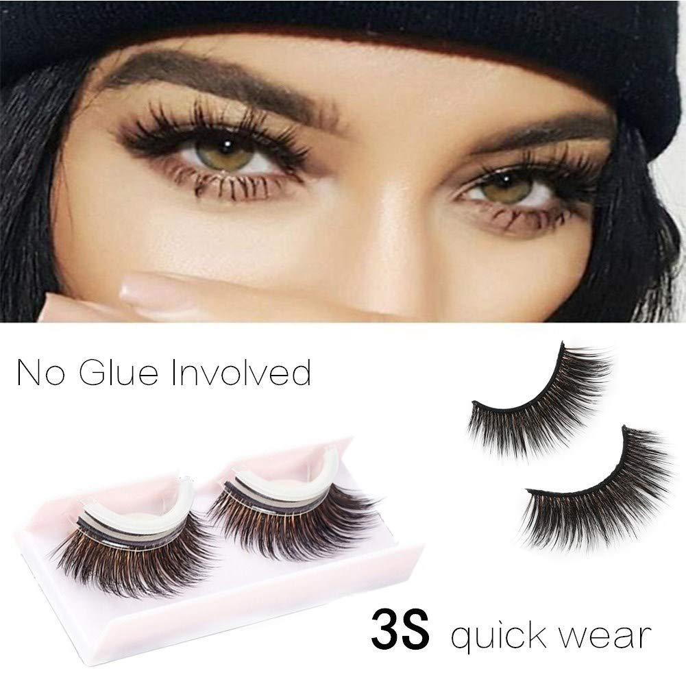Beauty Essentials Analytical 1 Pair Women Lady New Real Mink Thick Natural False Fake Eyelashes Eye Lashes Makeup Extension Tools Buy One Give One