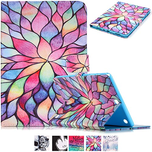 t550-casetab-a-97-caseuucovers-colorful-painting-pu-leather-flip-stand-auto-wake-sleep-feature-walle