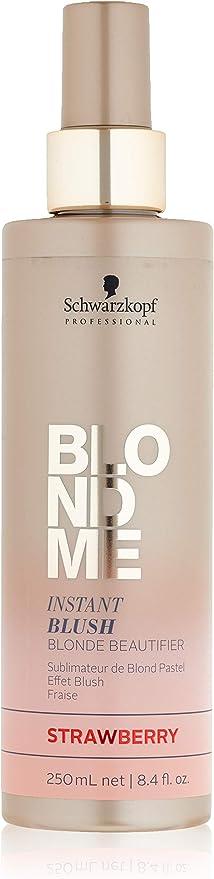 Schwarzkopf Professional Blondme Instant Blush Strawberry ...