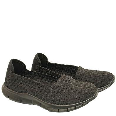 LBDK Elastic Shoe Black wosli