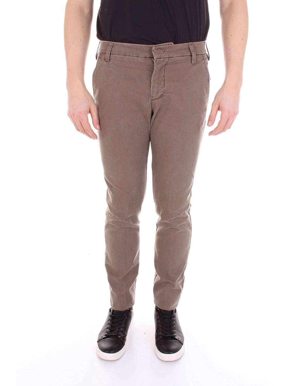 ENTRE AMIS Pantaloni Pantaloni AMIS Uomo 82011363Marronee Cotone Marronee  Parent 739312 41662d8fb21