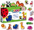 Refrigerator Magnets for kids ZOO - 29 Foam Magnets for Toddlers - Fridge magnetic set for Children - Baby Development toys - Study Magnets for Babies - Educational toys for 1 year old by Ukraine that we recomend individually.